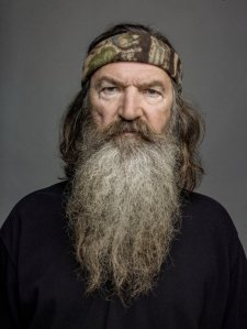 "Phil Robertson of ""Duck Dynasty"""